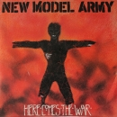 New Model Army - Here Comes The War / Modern Times / Ghost Of Your Father - 12""