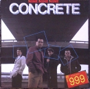 Nine Nine Nine / 999 - Concrete - LP
