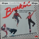 Ollie & Jerry - Breakin' ...There's No Stopping Us - 12""