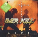 Overkill - Wrecking Everything - Live - CD