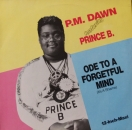 P.M. Dawn feat. Prince B. - Ode To A Forgetful Mind (4x) - 12""