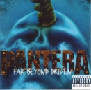 Pantera - Far Beyond Driven - CD