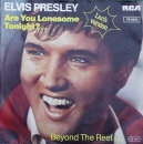 Presley, Elvis - Are You Lonesome Tonight / Beyond The Reef - 7""