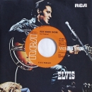 Presley, Elvis - Blue Suede Shoes / Tutti Frutti - 7""