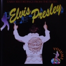 Presley, Elvis - Live - Vol. 1 - Early Recordings From The Fifties - CD