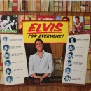 Presley, Elvis - Elvis For Everyone - LP