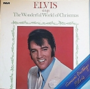 Presley, Elvis - The Wonderful World of Christmas - LP