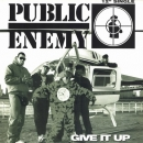 Public Enemy - Give It Up - 12""