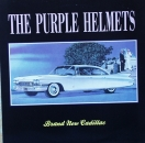 Purple Helmets - Brand New Cadillac / Under The Sun / Baby - 12""