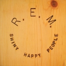 R.E.M. - Shiny Happy People / Forty Second Song / Losing My Religion (Live) - 12""