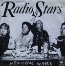 Radio Stars, The - Nervous Wreck / Horrible Breath - 7""
