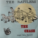 Rattlers, The - The Chase / She Don't Love Me / Bad Moon Rising (Live) - 7""