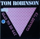 Robinson, Tom - Glad To Be Gay - Cabaret '79 - LP