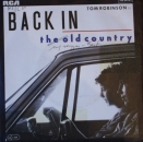 Robinson, Tom - Back In The Old Country / Begging - 7""