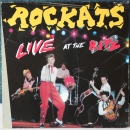 Rockats, The - Live At The Ritz - LP