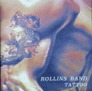 Rollins Band - Tattoo - CD