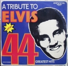 Presley, Elvis : Tribute - Rupert : A Tribute To Elvis - 44 Greatest Hits - 3xLP