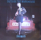 "Sham 69 - Outside The Warehouse (Extended) / (7"" Mix) / How The West Was Won - 12"""