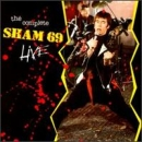 Sham 69 - The Complete Sham 69  -Live- - CD