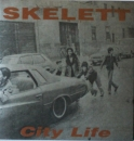 Skelett - City Life / On The Line - 7""