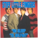 Stiff Little Fingers - No Sleep Til Belfast  - CD