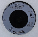 Stiff Little Fingers - At The Edge / Running Bear / White Christmas - 7""