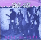 Stray Cats - Rock This Town / Can't Hurry Love - 7""