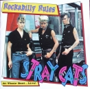 Stray Cats - Rockabilly Rules - At Their Best...Live! - CD