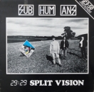 Subhumans - 29:29 Split Vision - LP