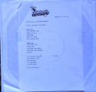 Toxic Reasons - Anything for Money - LP