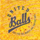United Balls - One for the Money...(Maxi Version) / Hot & Horny - 12""