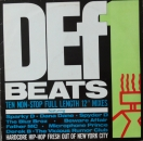 Various Artists - Def Beats 1 - LP