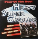 Various Artists - Four Of The Best Heavy Super Groups - LP