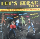 Various Artists - Let's Break - Vol. 2 - LP
