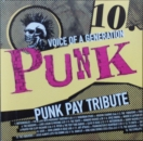 Various Artists - Punk / Voice Of A Generation   Vol.10 - Punk Pay Tribute