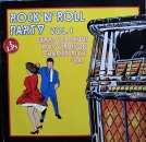 Various Artists - Rock'n'Roll Party Vol. 1 - 2xLP