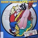 Various Artists - Rock'n Roll Live Party - LP