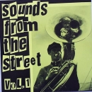Various Artists - Sounds From The Street   Vol. 1 - 7""