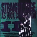 Various Artists - Straight Edge As Fuck Compilation II - CD
