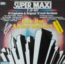 Various Artists - Super-Maxi - Funk, Rap & Disco Remixes - 2xLP