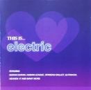 Various Artists - This Is...Electric - CD