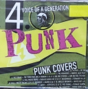 Various Artists - Punk / Voice Of A Generation  Vol.4  - Punk Covers - CD