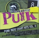 Various Artists - Punk / Voice Of A Generation  Vol.8  - Punk Indie Chart Hits Vol. II - CD