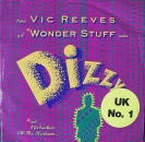 Wonder Stuff, The & Vic Reeves - Dizzy / Oh ! Mr...Hairdresser  - 7""