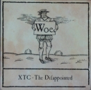 XTC - The Disappointed / The Smartest Monkeys - 7""