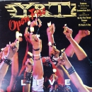 Y & T - Open Fire - Live - LP