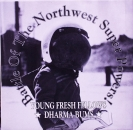 Young Fresh Fellows / Dharma Bums - Battle Of The Northwest Super Powers ! - 7""